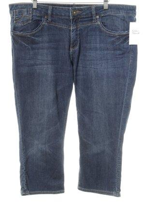 s.Oliver Jeans 3/4 bleu style décontracté