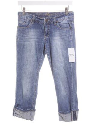 s.Oliver 3/4 Jeans blau-hellblau Casual-Look