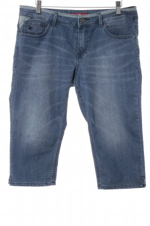 s.Oliver 3/4 Jeans stahlblau Casual-Look