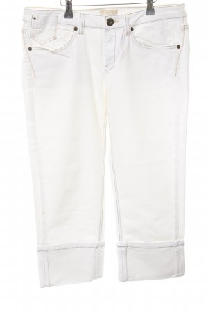 s.Oliver 3/4 Length Jeans white casual look