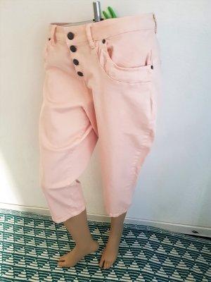 S`Oliver 7/8 Gwen loose fit Jeans Capri  Apriko Gr 32 Knopfleiste
