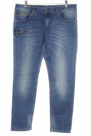 s.Oliver Jeans a 7/8 blu stile casual