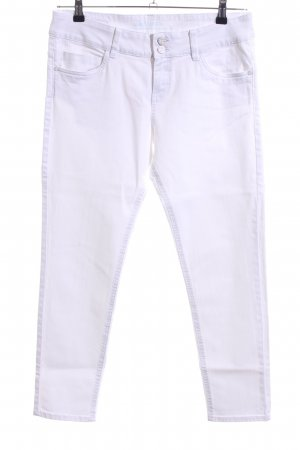 s.Oliver 7/8 Jeans weiß Casual-Look