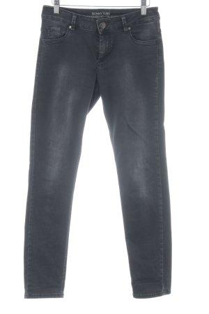 s.Oliver 7/8 Jeans schwarz Jeans-Optik