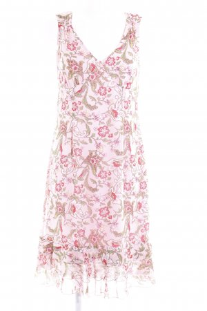 s.Oliver A-Linien Kleid florales Muster Casual-Look