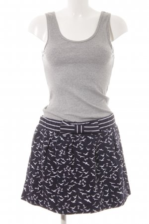s.Oliver A-Linien Kleid Motivdruck Casual-Look
