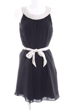 s.Oliver A-Linien Kleid schwarz-weiß 20ies-Stil