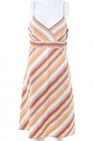 s.Oliver A-Linien Kleid Streifenmuster Casual-Look