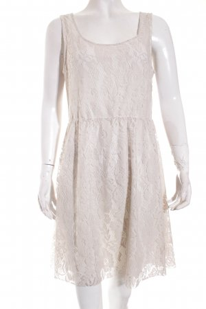s.Oliver Abendkleid creme Casual-Look