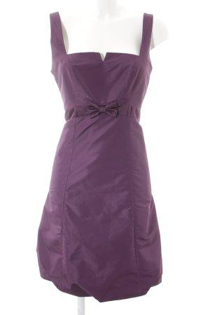 s.Oliver Abendkleid dunkelviolett Elegant