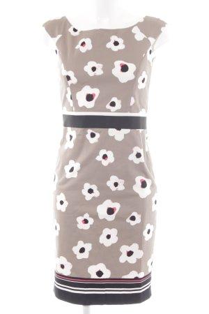 s.Oliver Abendkleid florales Muster Elegant