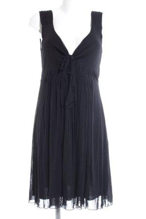 s.Oliver Abendkleid schwarz schlichter Stil