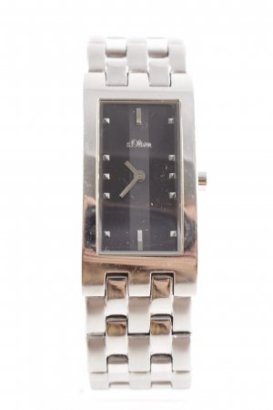 s.Oliver Analog Watch gold-colored-black casual look