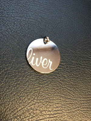 Sir Oliver Pendant silver-colored