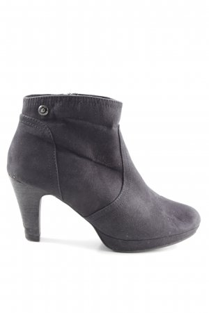 s.Oliver Ankle Boots schwarz Casual-Look