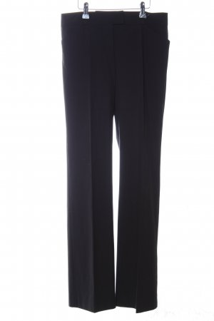 s.Oliver Suit Trouser black business style