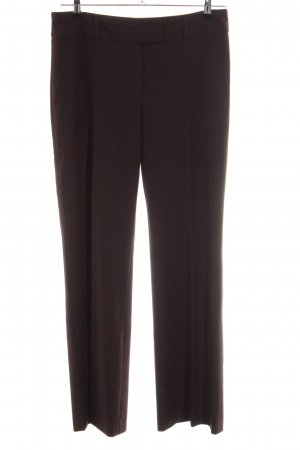 s.Oliver Suit Trouser brown business style
