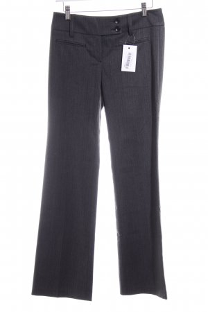 s.Oliver Suit Trouser anthracite business style