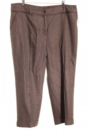 s.Oliver Suit Trouser brown casual look