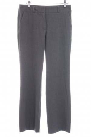 s.Oliver Suit Trouser dark grey flecked business style