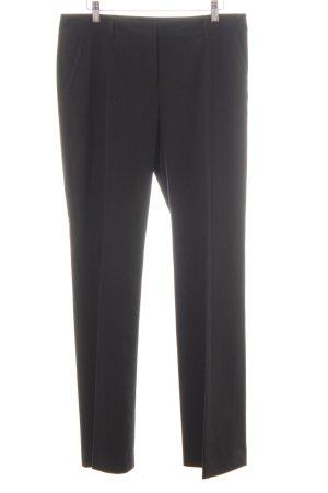 s.Oliver Pantalon de costume noir style d'affaires