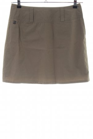 s.Oliver Asymmetry Skirt bronze-colored casual look
