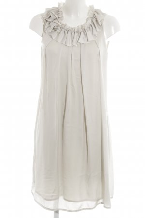 s.Oliver Babydoll Dress oatmeal party style