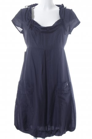 s.Oliver Balloon Dress dark blue casual look