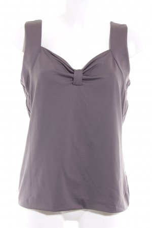 s.Oliver Basic Top grau Casual-Look