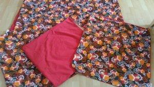 s.Oliver Robe de nuit orange-rouge