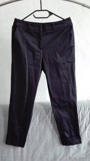 S.Oliver black label blaue Hose Chino Anzughose