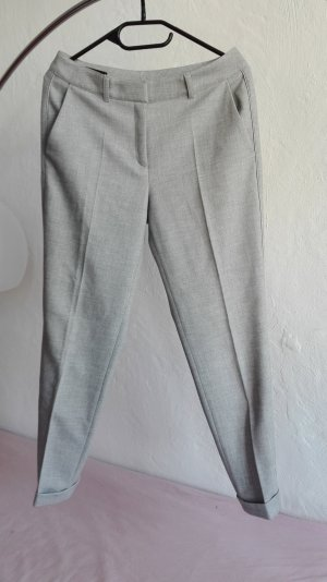 s.Oliver Pantalone a 7/8 grigio chiaro-grigio