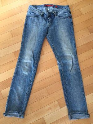 s.Oliver blaue Jeans Hose