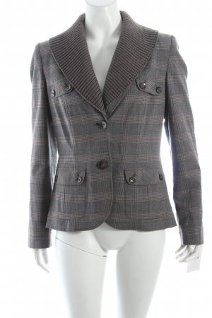 s.Oliver Blazer check pattern casual look