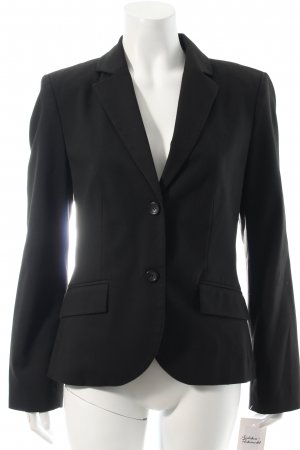 s.Oliver Blazer schwarz Business-Look