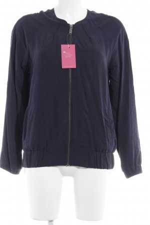 s.Oliver Blouson dunkelblau Casual-Look