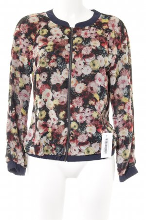 s.Oliver Blouson florales Muster Casual-Look