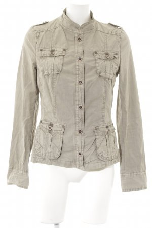 s.Oliver Blouson hellbeige Casual-Look