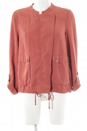 s.Oliver Blouson rostrot Casual-Look
