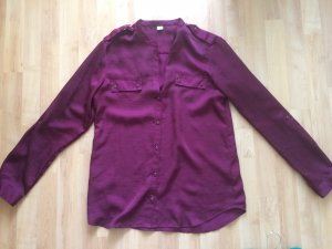 S.oliver Bluse 36 rot bordeaux