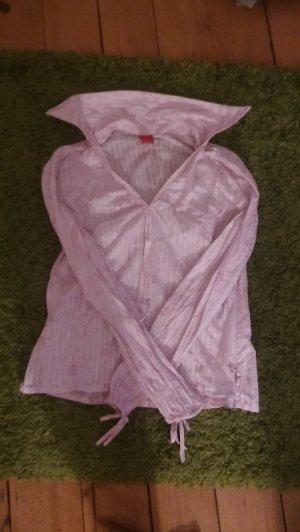 S.Oliver Bluse rosa in Größe 36