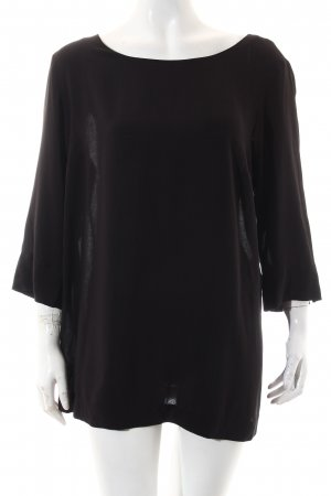 s.Oliver Bluse schwarz Casual-Look