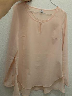 s.Oliver Bluse Shirt rosa rose 36 S Vokuhila