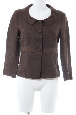 s.Oliver Blusenjacke graubraun Casual-Look