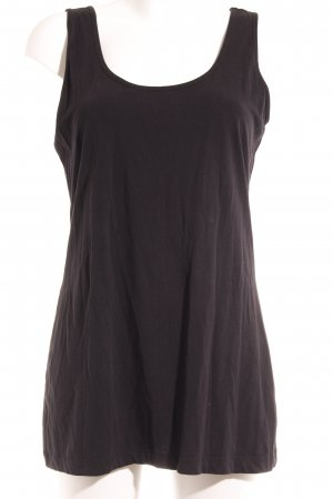 s.Oliver Abito blusa nero-marrone chiaro motivo animale stile casual