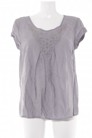 s.Oliver Blouse Top grey street-fashion look