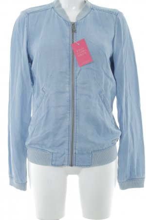 s.Oliver Bomber Jacket azure casual look