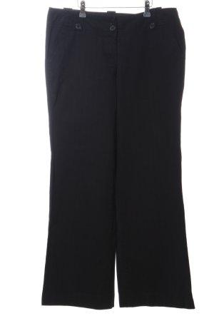 s.Oliver Boot Cut spijkerbroek zwart zakelijke stijl