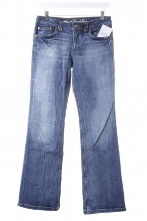 s.Oliver Boot Cut Jeans blassblau Jeans-Optik