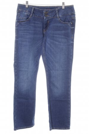 s.Oliver Boot Cut Jeans blau Casual-Look